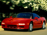 Pictures of Acura NSX (1991–2001)