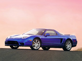 Pictures of Acura NSX (2001–2005)
