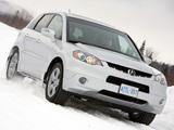 Acura RDX (2006–2009) pictures