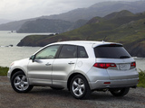 Acura RDX (2006–2009) wallpapers