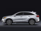 Acura RDX Prototype (2012) pictures