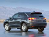 Photos of Acura RDX (2012)