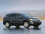 Acura RDX (2012) wallpapers