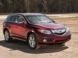 Acura RDX (2013) wallpapers