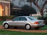 Acura 3.5RL KA9 (1996–1999) images
