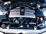 Acura 3.5RL KA9 (1996–1999) pictures