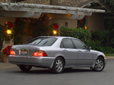 Acura 3.5RL KA9 (1999–2004) pictures