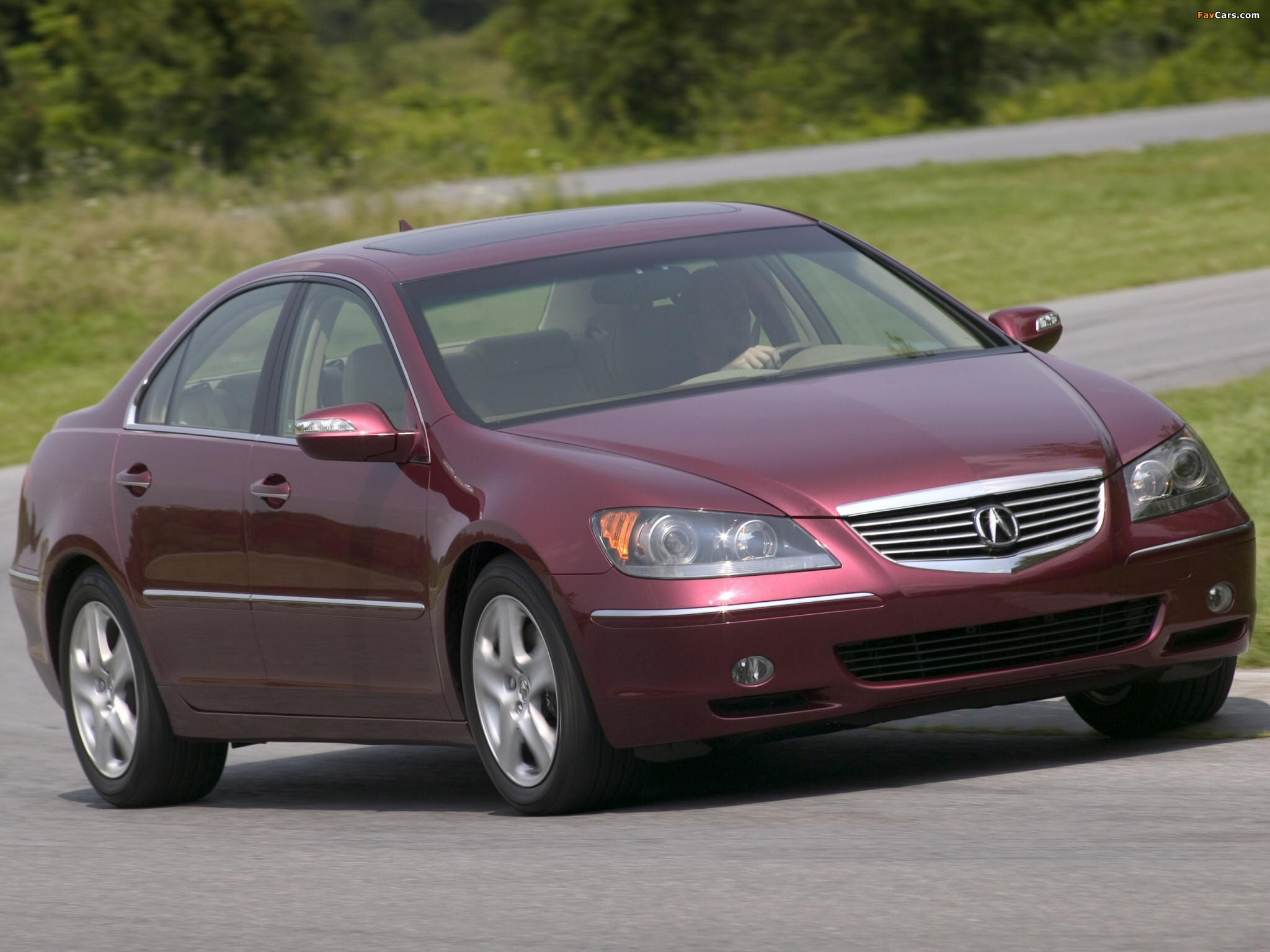 Acura RL (2004–2008) images (2048 x 1536)