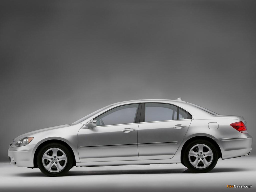 Acura RL (2004–2008) photos (1024 x 768)