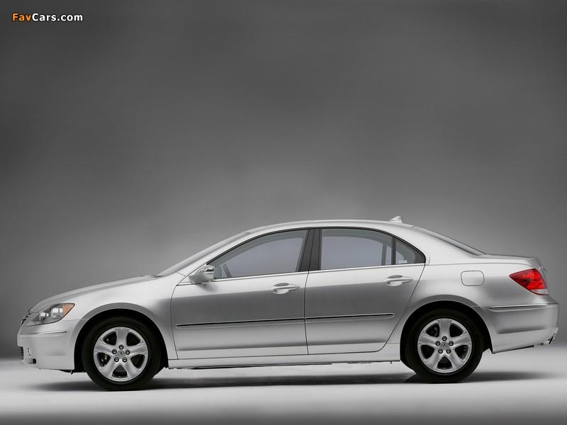 Acura RL (2004–2008) photos (800 x 600)