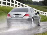Acura RL Prototype (2004) pictures