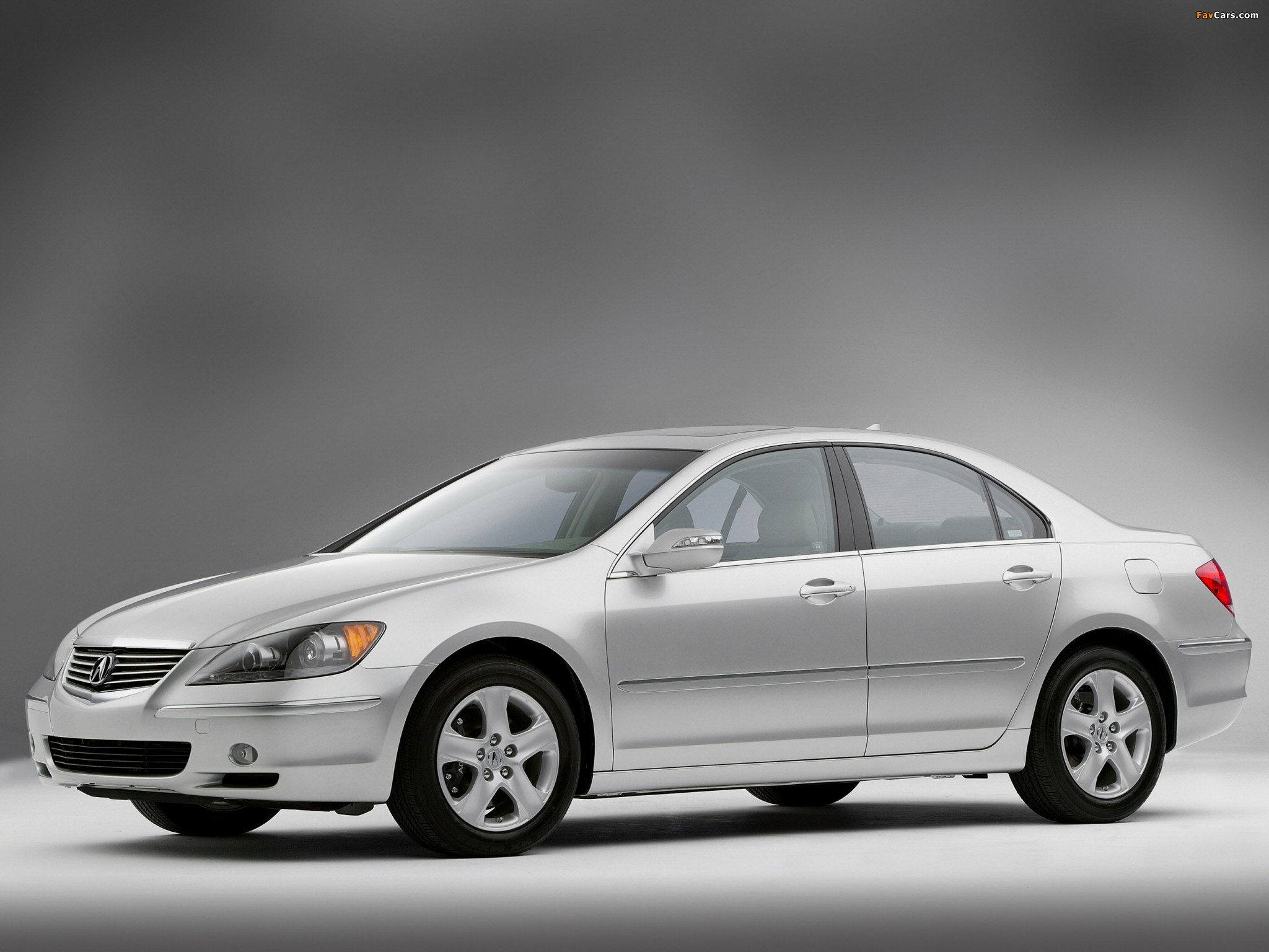 Acura RL (2004–2008) pictures (2048 x 1536)
