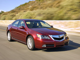 Acura RL (2008–2010) images