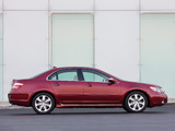 Acura RL (2008–2010) wallpapers