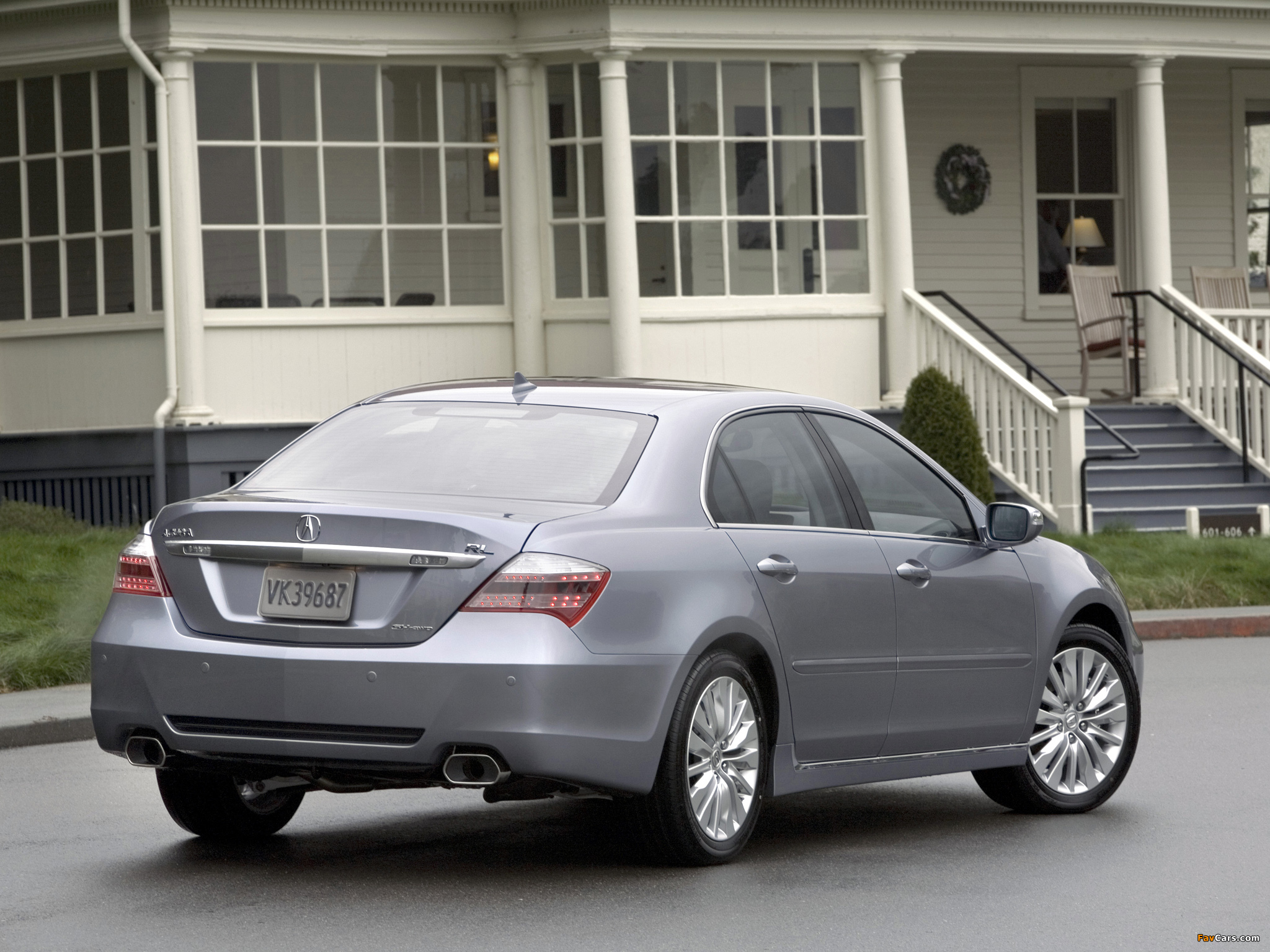 Acura RL (2010) wallpapers (2048 x 1536)