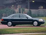 Images of Acura 3.5 RL (KA9) 1995–98
