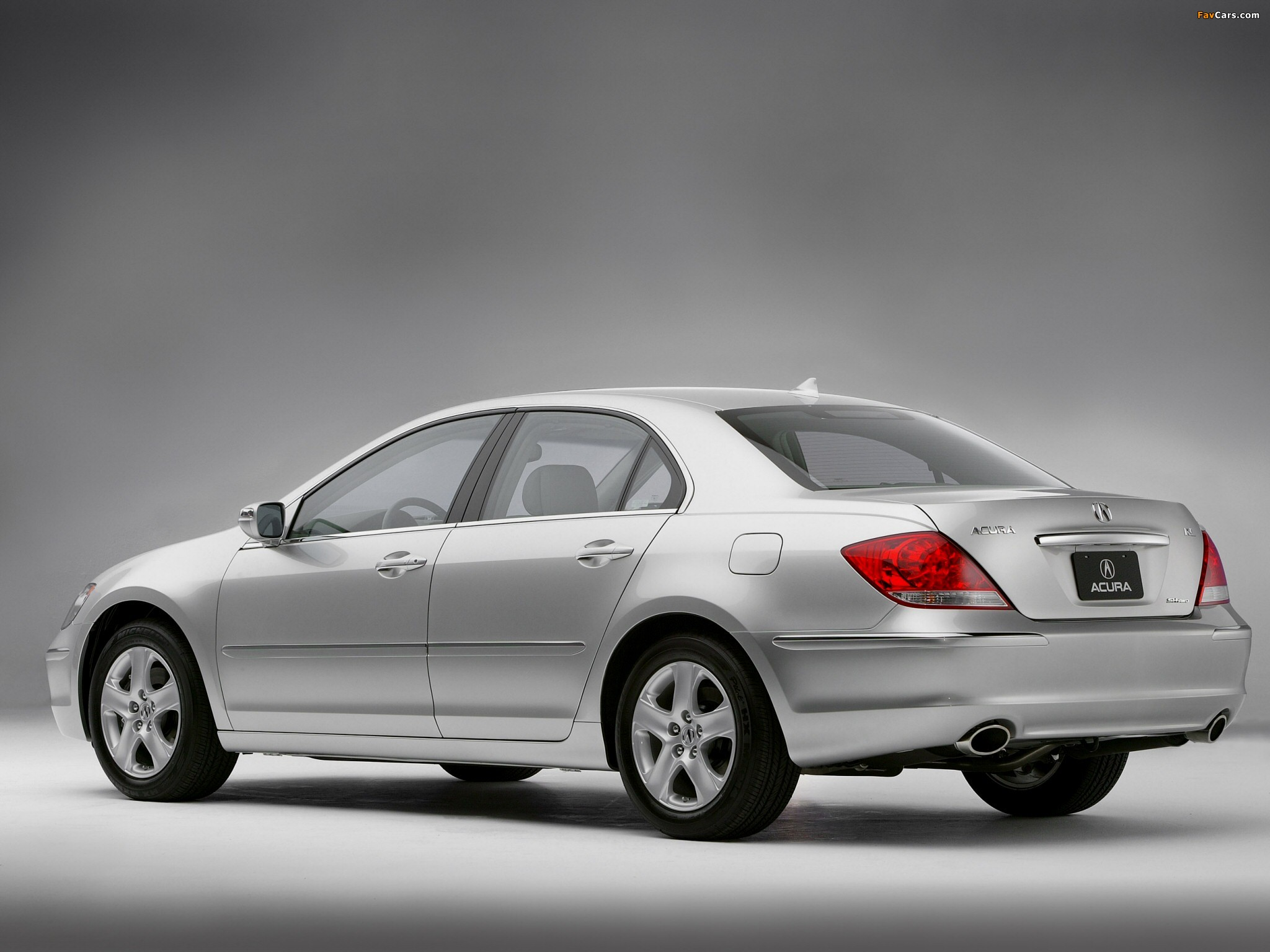 Images of Acura RL (2004–2008) (2048 x 1536)