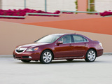 Images of Acura RL (2008–2010)
