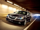 Images of Acura RL China (KB2) 2008–10