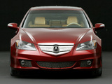 Photos of Acura RL A-Spec Concept (2005)
