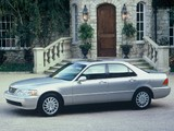 Pictures of Acura 3.5 RL (KA9) 1995–98