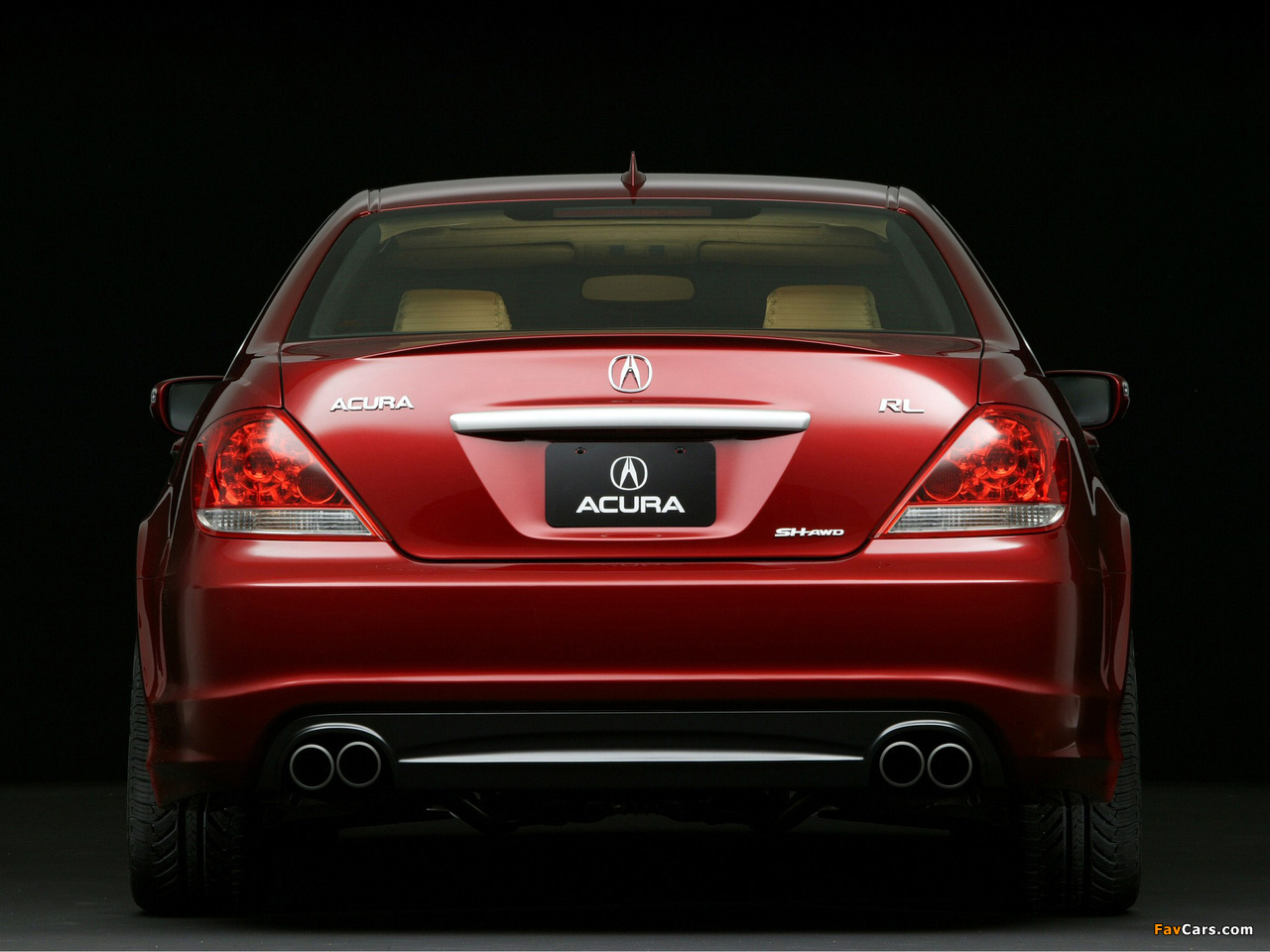 Pictures of Acura RL A-Spec Concept (2005) (1280 x 960)