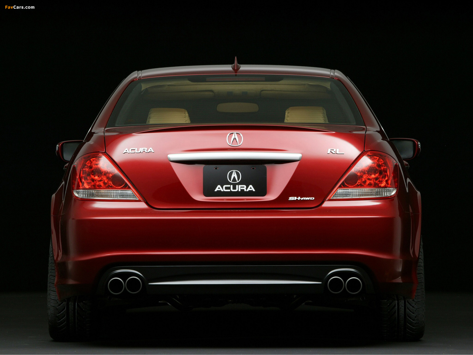 Pictures of Acura RL A-Spec Concept (2005) (1600 x 1200)