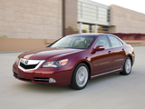 Pictures of Acura RL (2008–2010)