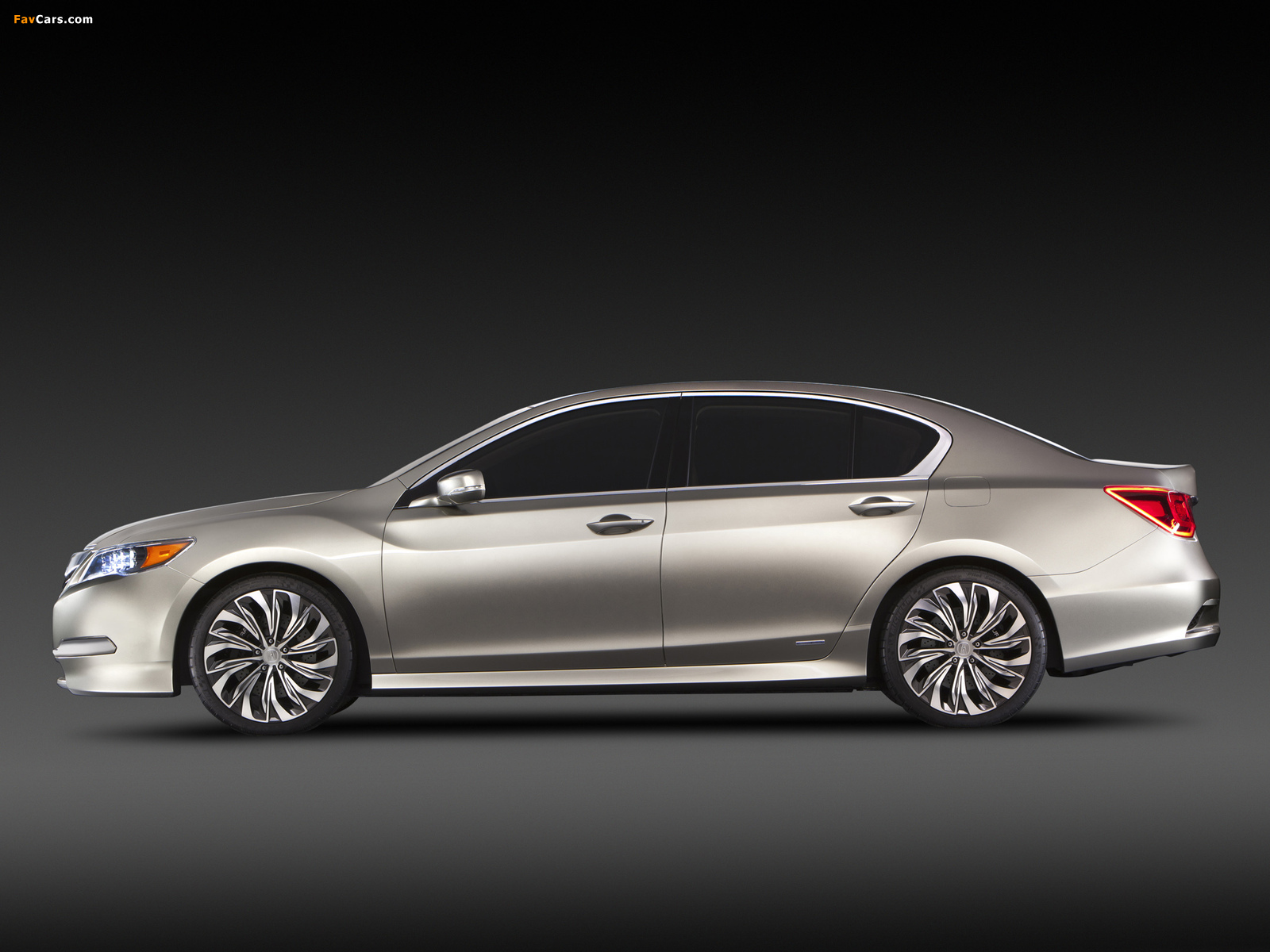 Acura RLX Concept (2012) pictures (1600 x 1200)