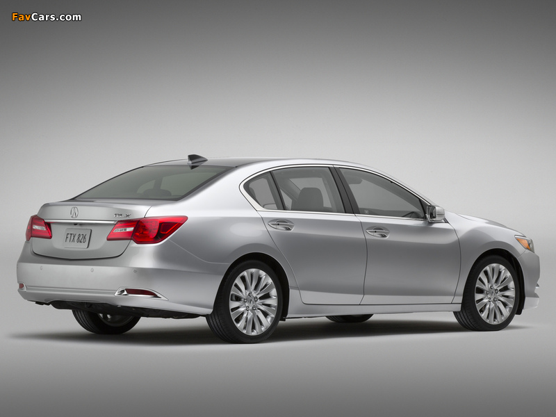 Acura RLX (2013) wallpapers (800 x 600)