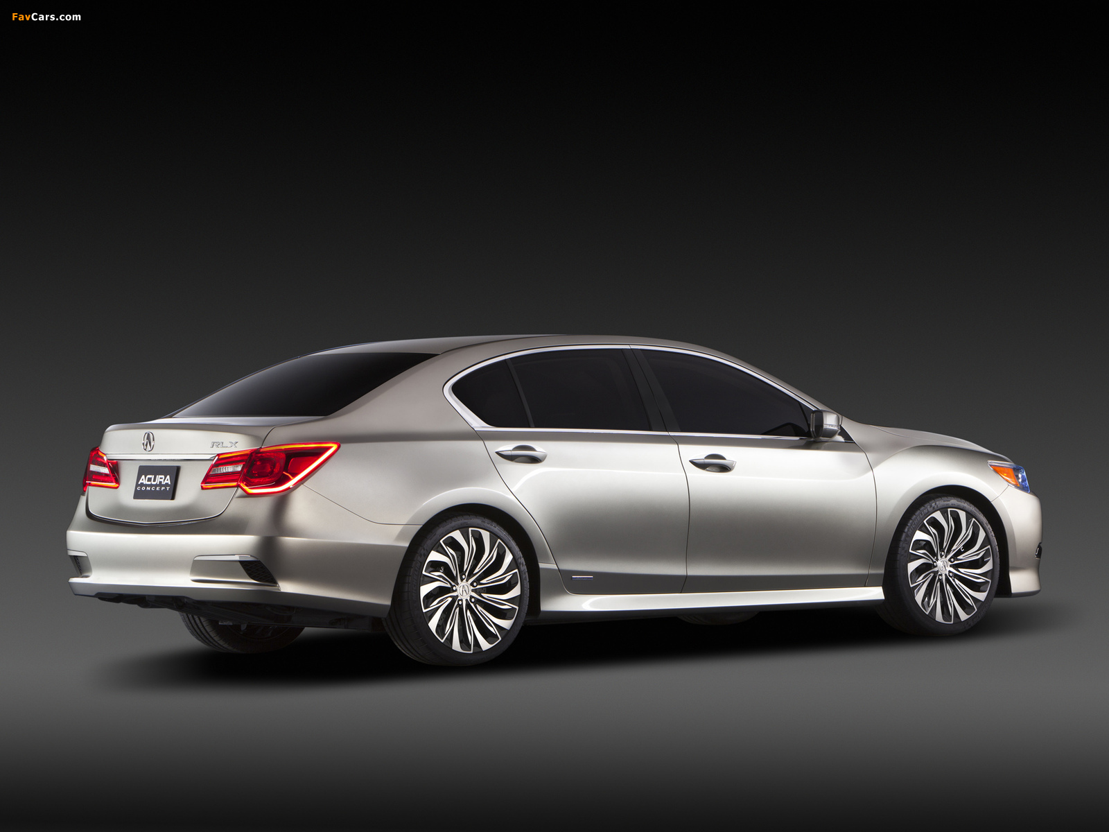 Images of Acura RLX Concept (2012) (1600 x 1200)