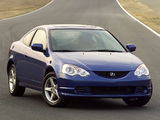 Acura RSX Type-S (2002–2004) images