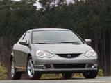 Acura RSX (2002–2004) photos
