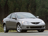 Acura RSX (2002–2004) wallpapers