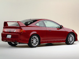 Acura RSX Type-S Factory Performance Package (2003–2004) images