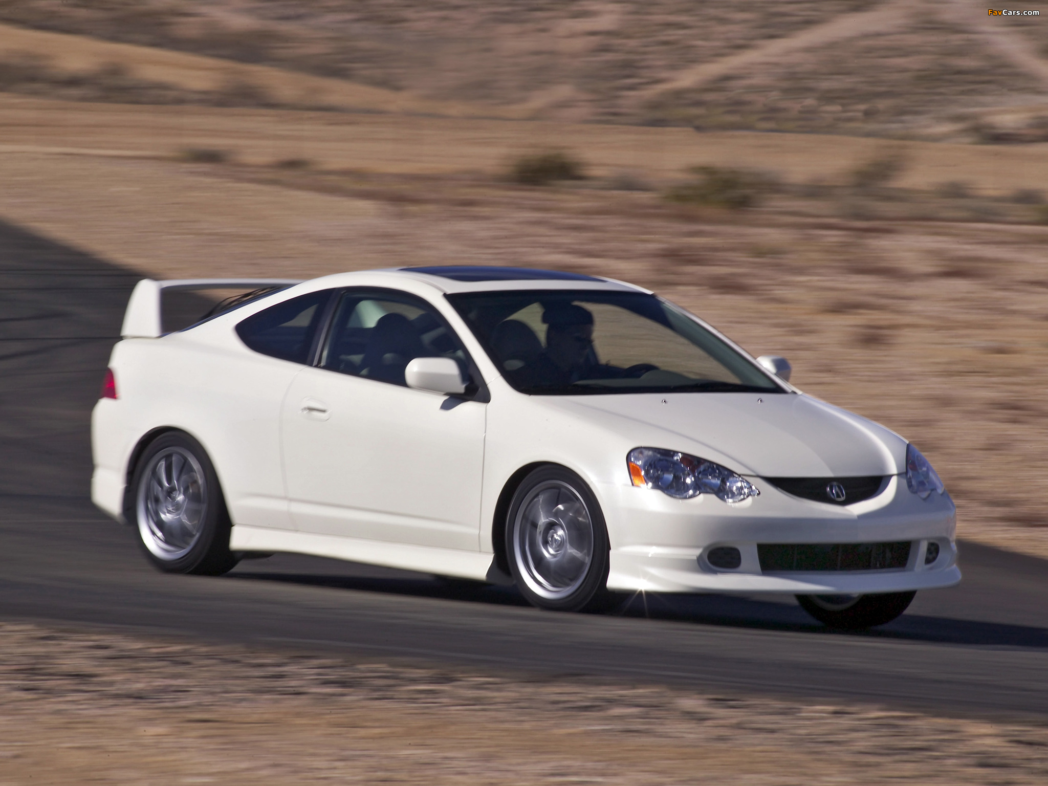 Acura Rsx Type S A Spec 2004 Wallpapers