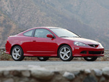 Acura RSX Type-S (2005–2006) photos