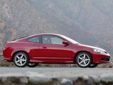 Acura RSX Type-S (2005–2006) photos