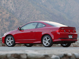 Acura RSX Type-S (2005–2006) wallpapers