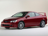 Images of Acura RSX Type-S Factory Performance Package (2003–2004)