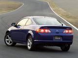 Photos of Acura RSX Type-S (2002–2004)
