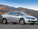 Photos of Acura RSX Type-S (2005–2006)