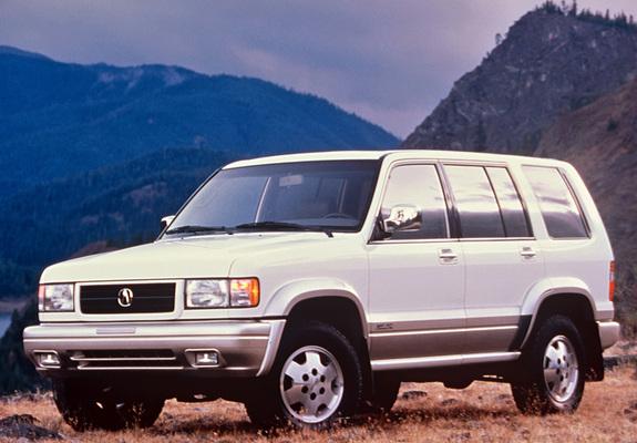 Pictures of Acura SLX (1996-1998)