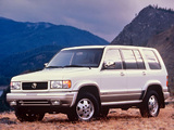 Pictures of Acura SLX (1996–1998)