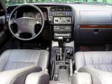 Pictures of Acura SLX (1996–1998)
