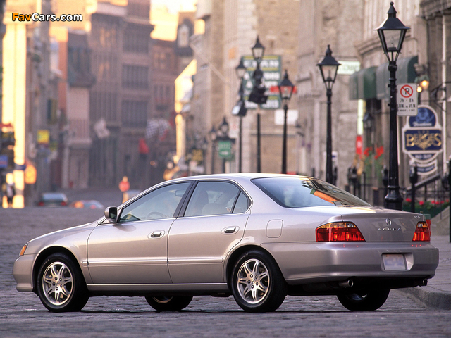Acura TL (1999–2001) images (640 x 480)