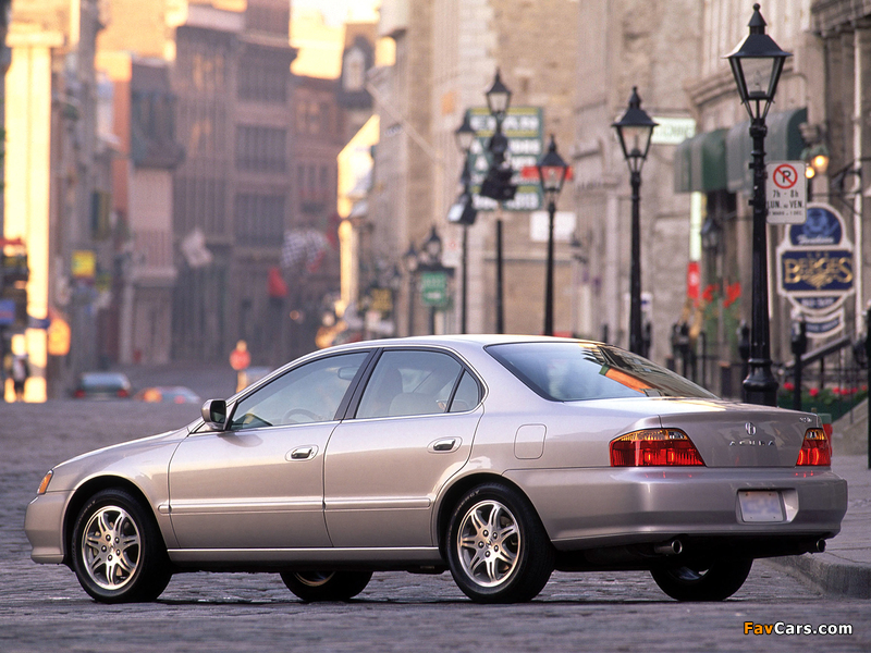 Acura TL (1999–2001) images (800 x 600)