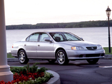 Acura TL (1999–2001) images