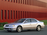 Acura TL (1999–2001) wallpapers