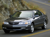 Acura TL (2002–2003) images